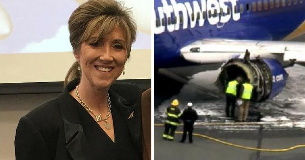 Hero Southwest Pilot's Text After Landing: 'God is Good'