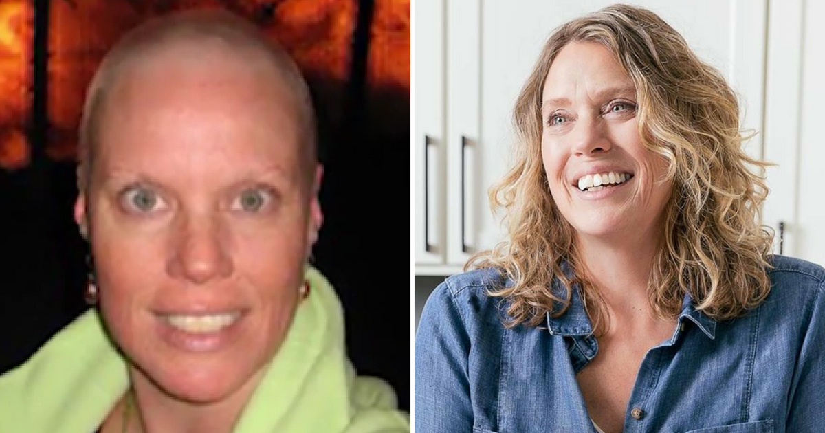 Woman Given Months To Live but Beats Cancer After Simple Change to Diet