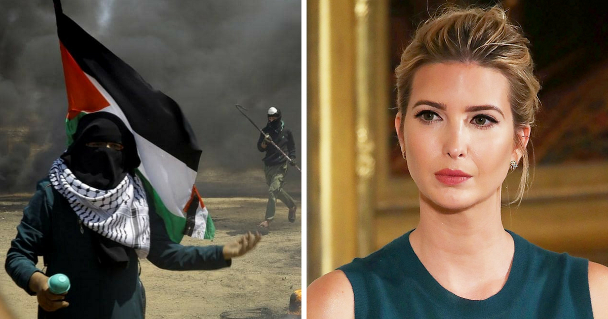 Blame Hamas, Not Ivanka Trump, for Gaza Violence