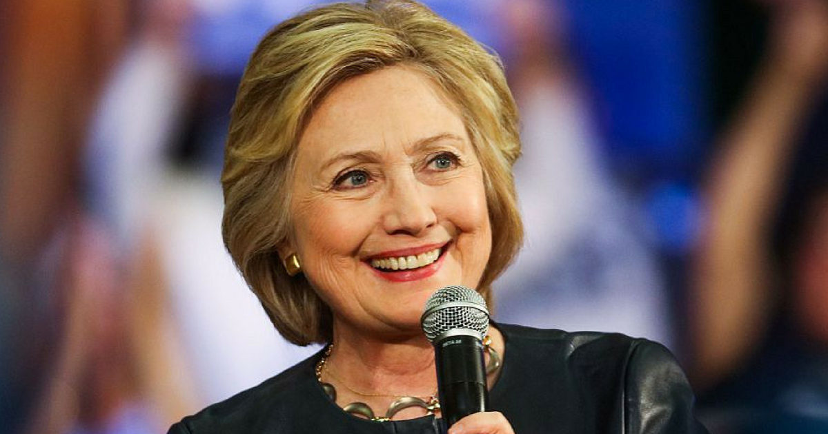Hillary Clinton: I'd Like To Be the CEO of Facebook