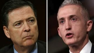 james comey, trey gowdy