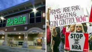 publix, gun control
