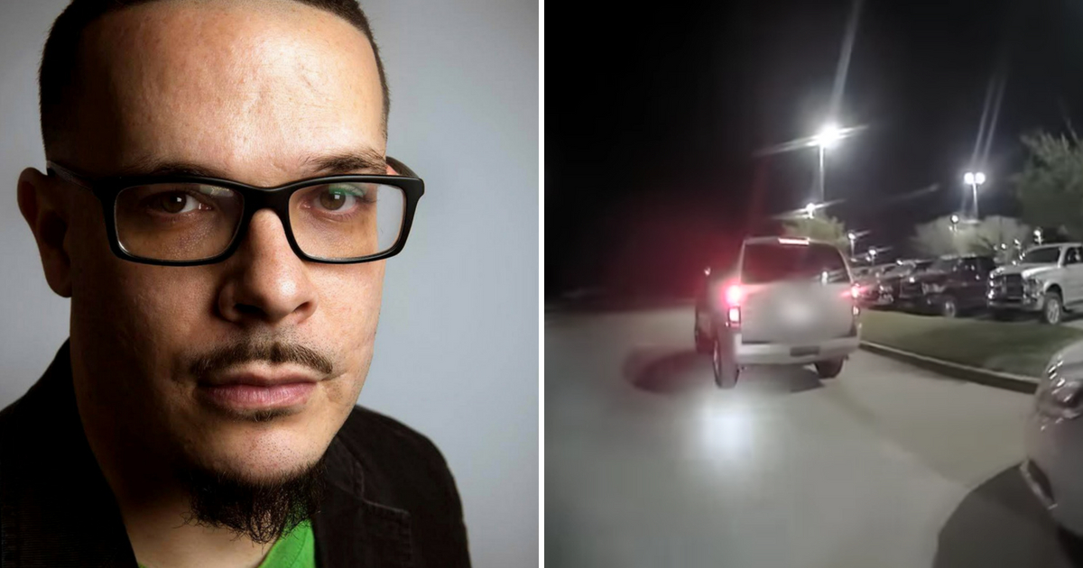 Shaun King Attacks Police Over Racist Incident, Then Video Surfaces Proving Cops Right