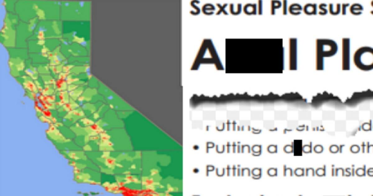 Calif. School District Forbids Parents to Remove Kids From Graphic Sex Ed Class