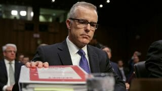 Andrew McCabe testifies