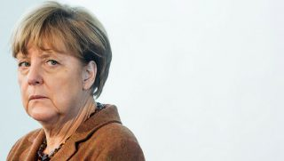 Angela Merkel's career is in jeopardy if she doesn't quickly improve her open border policies.