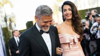 George and Anal Clooney