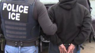 ICE agents arrest illegal immigrant in California
