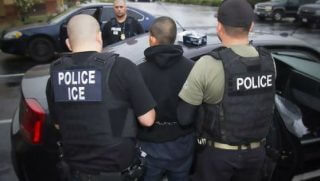 ICE, illegal immigrants