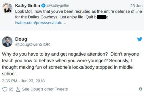 Kathy Griffin Tweet (1)