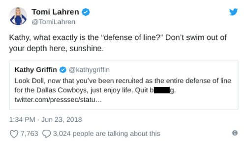 Kathy Griffin Tweet (2)