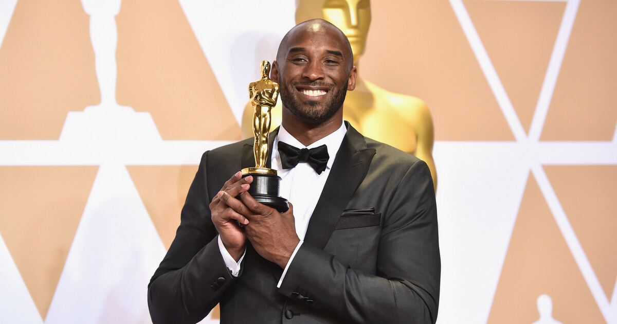 Kobe Bryant Snubbed By Academy For Conduct, Invite Rescinded After Winning Oscar