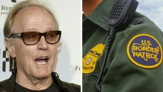 "The union for Border Patrol agents called actor Peter Fonda a ""domestic terrorist"" after his recent Twitter meltdown over immigration."