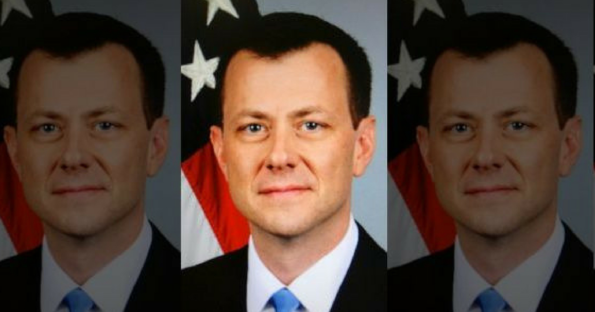 Breaking: Days After IG Report Release, Strzok Announces He Will