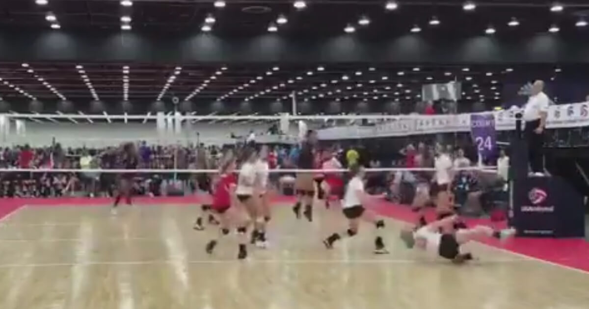 Volleyball team thrown into the national spotlight after ...