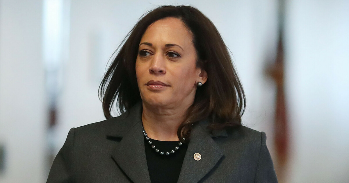 Kamala Harris Refused To Help Disabled Iraq War Vet After Illegal Immigrants Ruined His Life