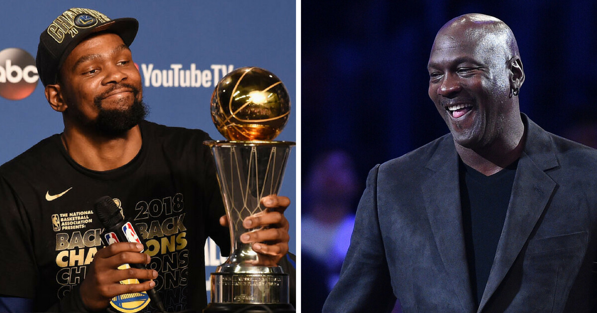 74d4b4fbe8a6 Kevin Durant compared to MJ   I m just not obsessed with winning  championships
