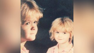 April Tinsley who was brutally murdered 30 years ago.
