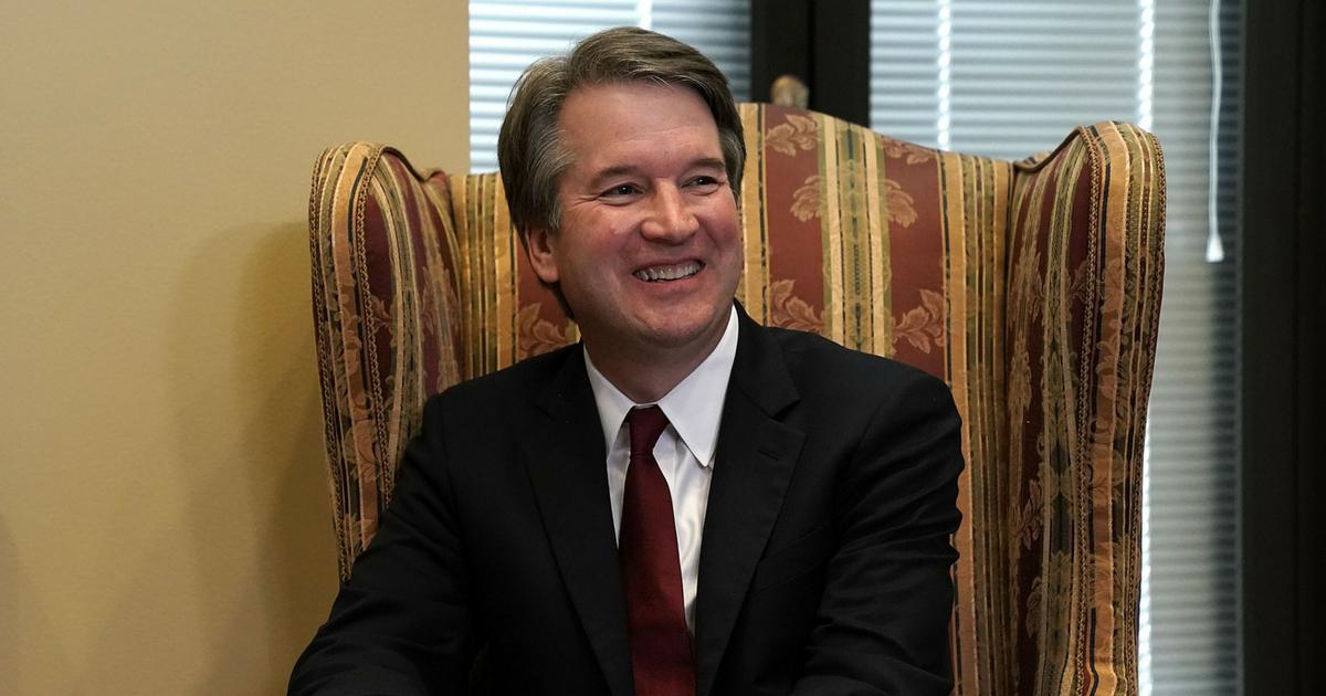 Brett Kavanaugh's Defense of Second Amendment Is Hardly 'Extremist'
