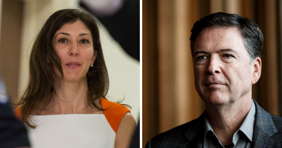 Dem Panic: Page May Seek Immunity Deal To Come Clean on Strzok, McCabe, Even Comey