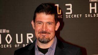 Kris Paronto attends the Dallas Premiere of the Paramount Pictures film 13 Hours: The Secret Soldiers of Benghazi at the AT&T Dallas Cowboys Stadium on January 12, 2016 in Arlington, Texas.