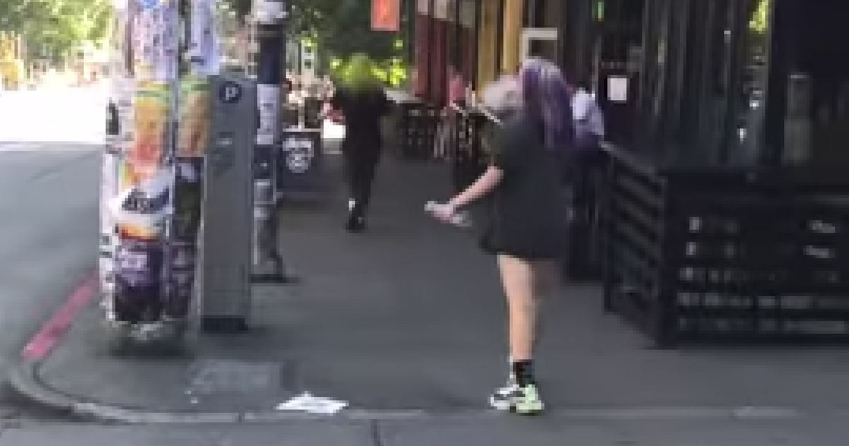 Man and Woman Launch Vicious Attack on Seattle Teen for Wearing MAGA Hat in Public