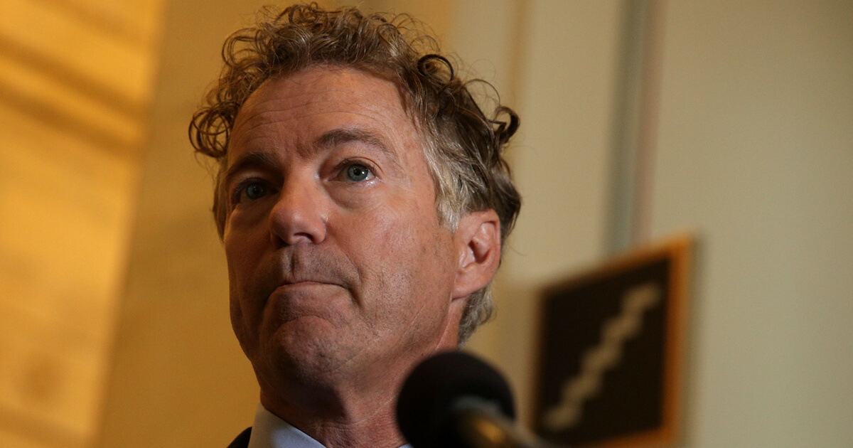 rand paul stuns interviewer comes clean on election meddling long