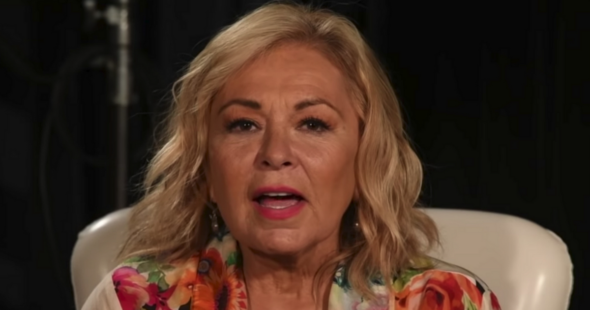 Roseanne Barr makes a statement on YouTube