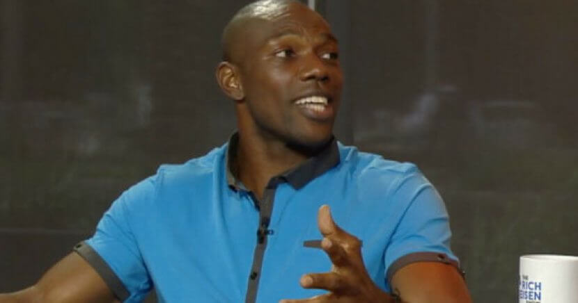 Former NFL receiver Terrell Owens