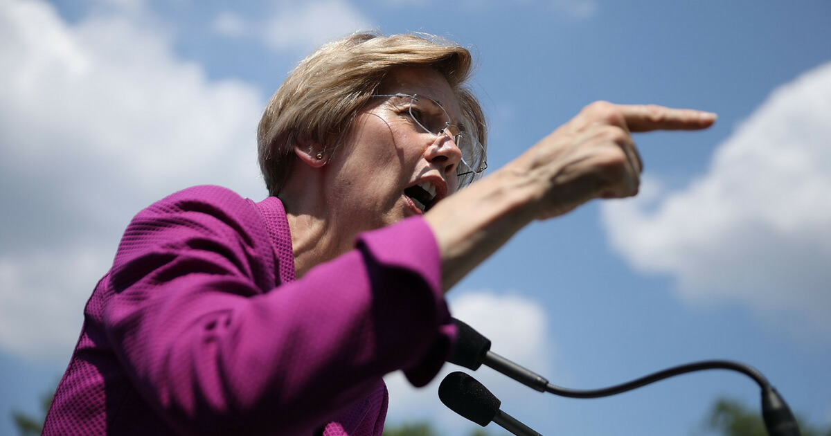 Unhinged: Elizabeth Warren Goes Off on Nominee Just Because She's in Trump Admin