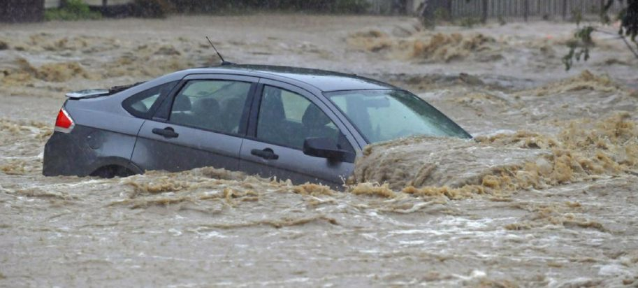 Sportscaster Tragically Dies After Floodwaters Wash Away Van