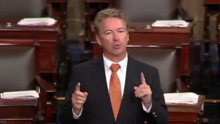 Rand Paul speaks on Senate floor
