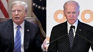 Donald Trump/Joe Biden