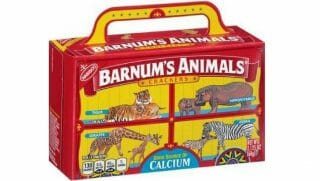 Nabisco has removed the cages from the iconic circus-themed boxes of Barnum's Animals crackers.