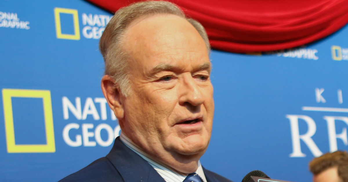 Author and television host Bill O'Reilly attends the 'Killing Reagan' Washington DC premiere at The Newseum on October 6, 2016.