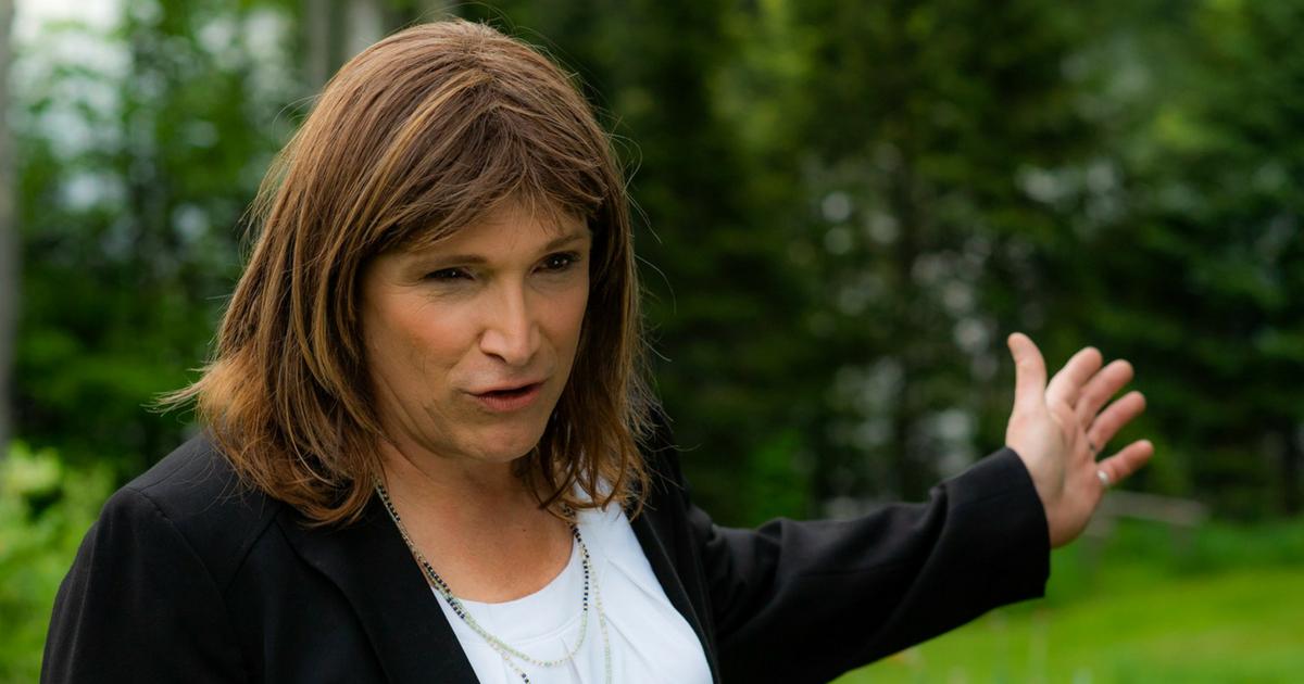 Christine Hallquist, Vermont gubernatorial candidate