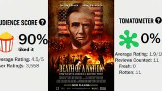 Death of a Nation Rotten Tomatoes