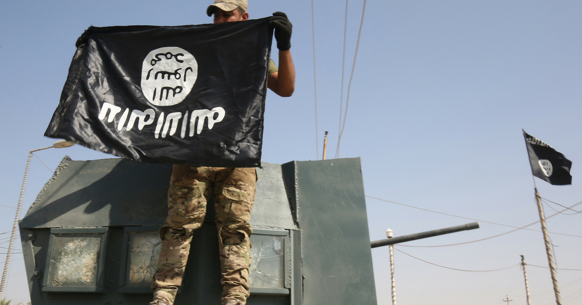 US General Warns: Don't Forget About ISIS - The Western Journal