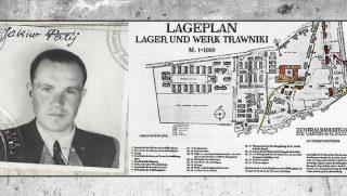 Nazi prison camp guard.