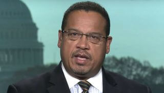 Minnesota Rep. Keith Ellison