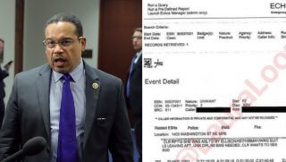 Keith Ellison 911 Report