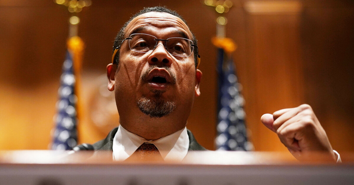 Minnesota Rep. Keith Ellison in a 2016 interview with ABC