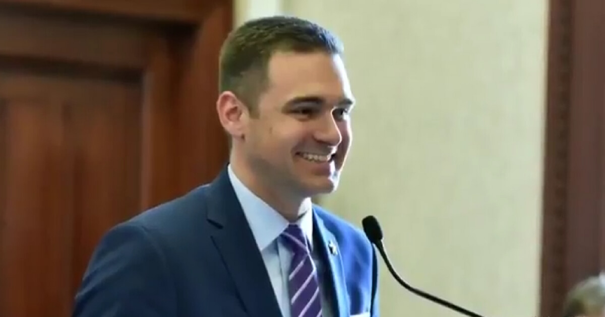 Rep. Nick Sauer resigns after being accused for revenge porn.