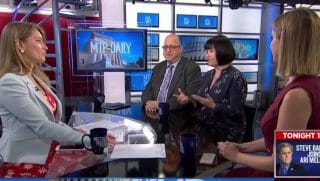 MSNBC panel