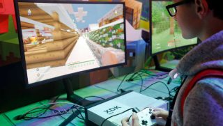 A suicide game has infiltrated the popular video game Minecraft and is causing harm.