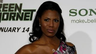 "Omarosa Manigault-Newman at the Los Angeles Premiere of ""The Green Hornet"" held at the Grauman's Chinese Theater in Hollywood, California, United States on Jan. 10, 2010."