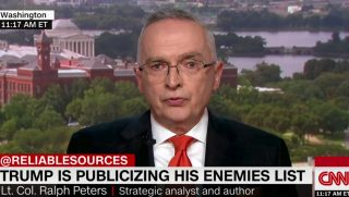 Ralph Peters on CNN