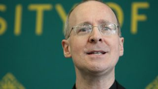 the Rev. James Martin at the University of San Francisco