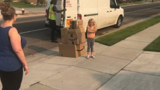 A 6-year-old Utah girl sneakily bought $300 worth of toys on her mother's Amazon.