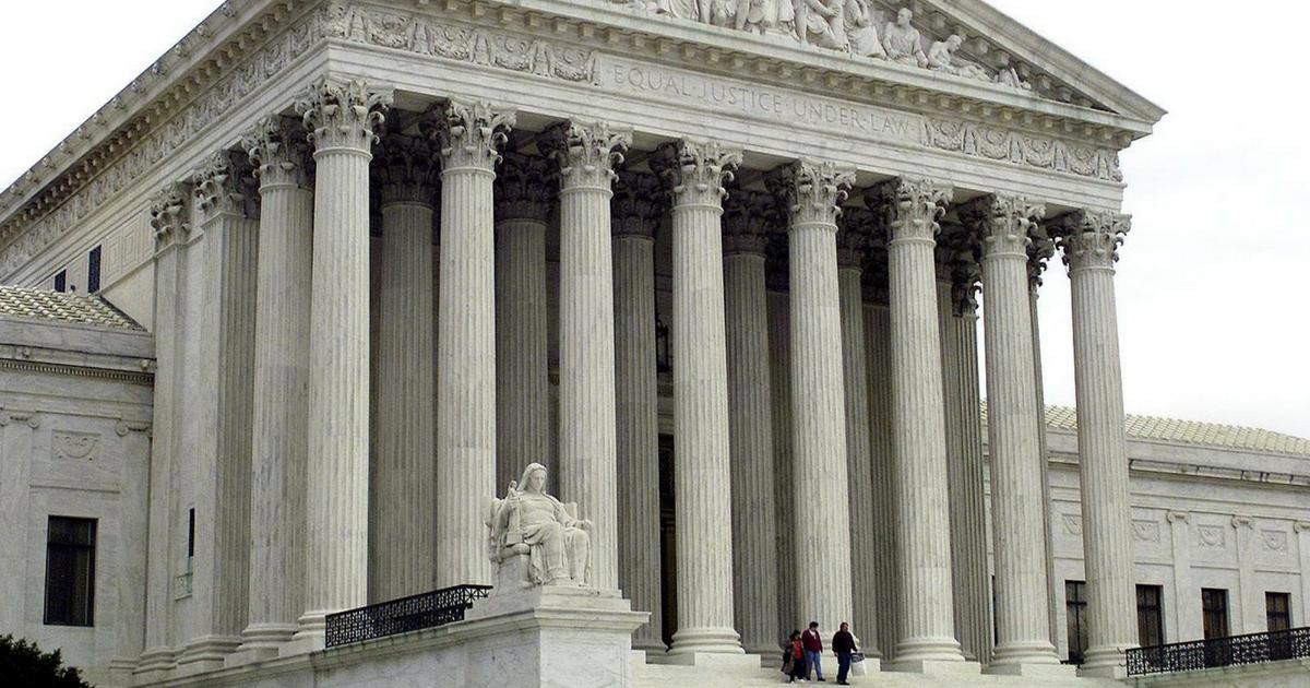 The U.S. Supreme Court in Washington D.C., Nov. 29, 2000.